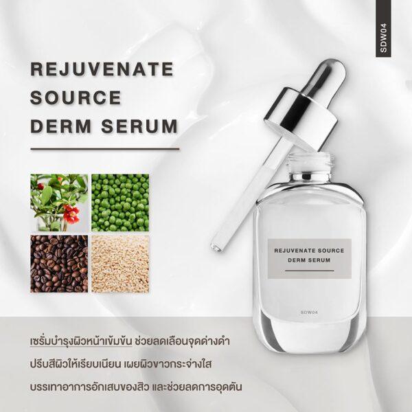 Rejuvenate Source Derm Serum