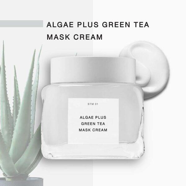 Algae Plus Green Tea Mask Cream