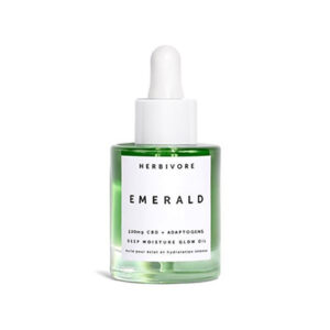 Botanicals Emerald CBD + Adaptogens Deep Moisture Glow Oil