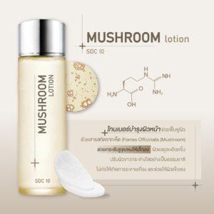 Mushroom Lotion