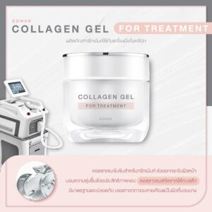 COLLAGEN GEL FOR TREATMENT