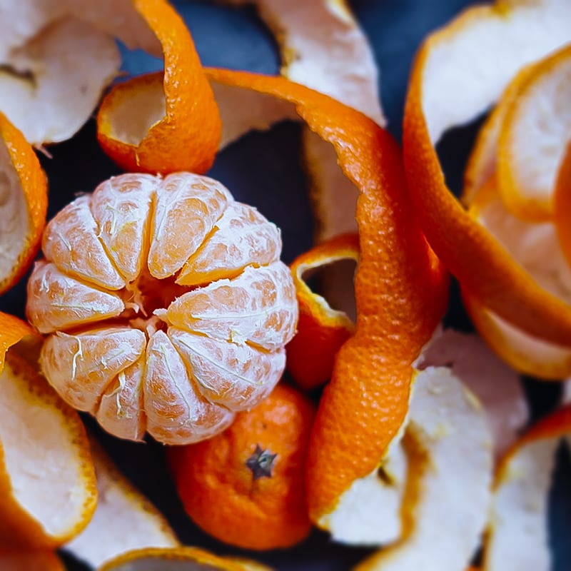 เปลือกส้ม